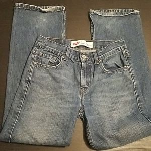 Levi's 569 Loose Straight Jean's for Boys